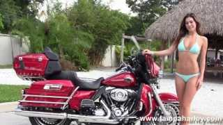5. 2013 Harley Davidson Touring Bikes For Sale - FLHTCU Ultra Classic