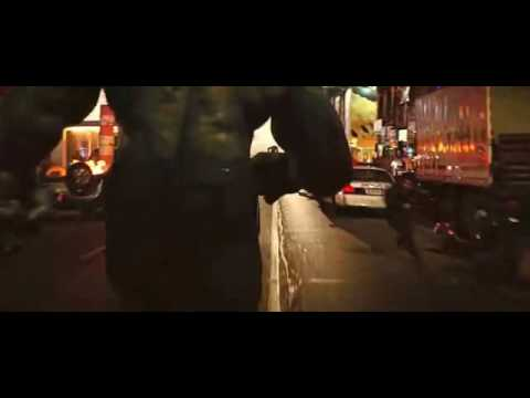 Cena final do filme Hulk