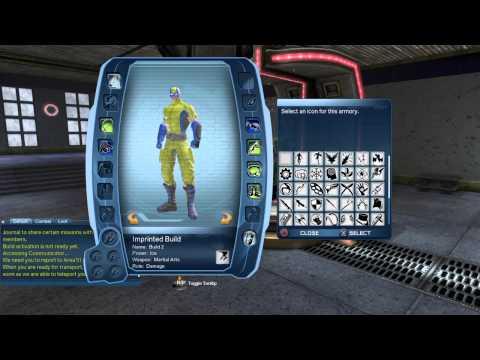 DC Universe Online wolverine gameplay
