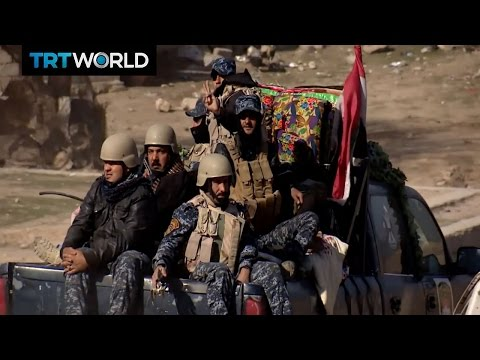 Video The Fight for Mosul: Iraqi forces battle Daesh to control west Mosul download in MP3, 3GP, MP4, WEBM, AVI, FLV January 2017