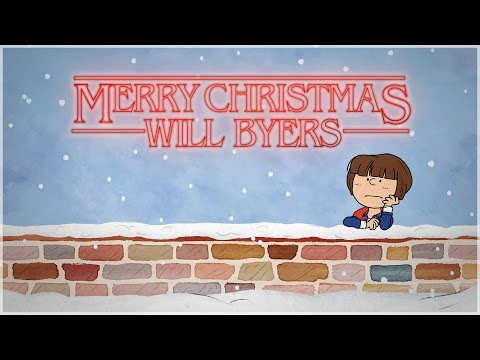A Stranger Things Christmas (Charlie Brown Style)