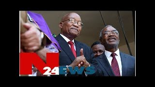 Video Zuma changes tune from 'Umshini Wami' to 'Sengimanxebanxeba' MP3, 3GP, MP4, WEBM, AVI, FLV Januari 2019