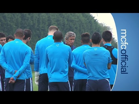 Video: TRAINING AHEAD OF CHELSEA   City Today