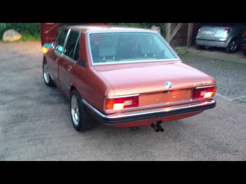 BMW E12 -