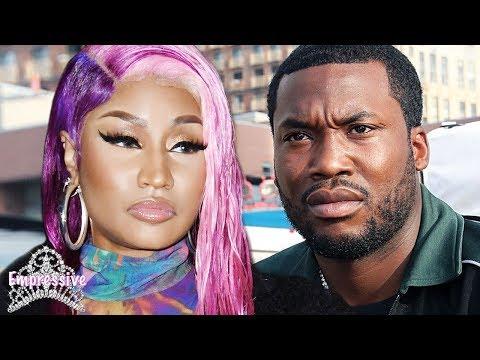 Nicki Minaj shades Meek Mill....and Meek responds!
