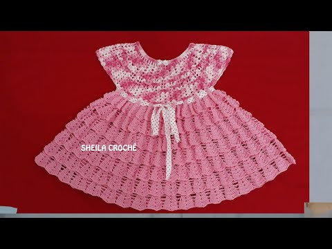 Vestido Rosa para princesa