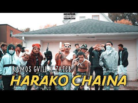 Ramos - Harako Chaina ft. Zateb (Official music video)