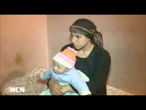 Wife of a Coptic victim in Libyan massacre tells her tragedy to MCN