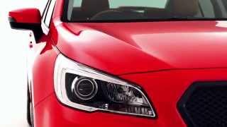 2015 Subaru Legacy (Liberty) B4 Blitzen Concept