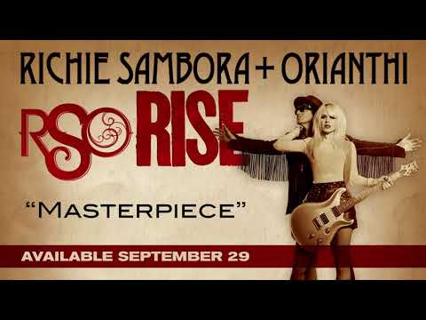 Richie Sambora+Orianthi RSO - Masterpiece