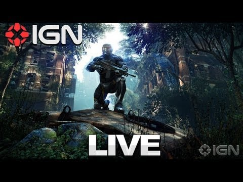 crysis 3 e3 gameplay demo - We take a look at the third installment of the Crysis series at E3 2012. The latest news, trailers and more live from E3 2012: http://www.youtube.com/playlis...