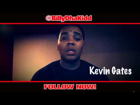 "Kevin Gates & Billy Dha Kidd in the studio - 2015 ""To The Top"" coming soon"