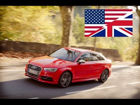 2014 Audi S3 quattro Sedan  / Review : Hands on Test : testdrive