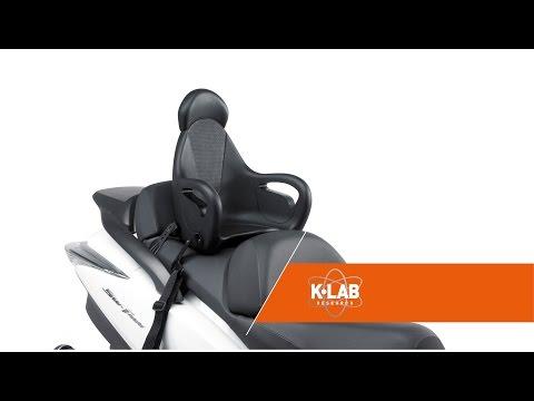 Kappa KS650 petite chaise de moto d'enfant