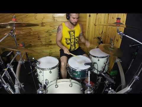 ''Bad Guy'' - Billie Eilish - Drum Cover: Marcelo Seghese
