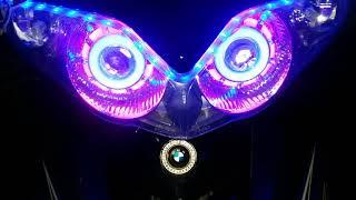 Video Modif lampu Jupiterz penampakan di malam hari MP3, 3GP, MP4, WEBM, AVI, FLV September 2018