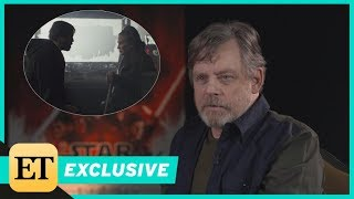 Video Mark Hamill Can't Watch His Scene With Carrie Fisher in 'Star Wars: The Last Jedi' (Exclusive) MP3, 3GP, MP4, WEBM, AVI, FLV Juni 2018