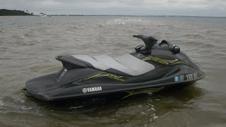 10. 2014 Yamaha Waverunner VX Deluxe - having fun!!