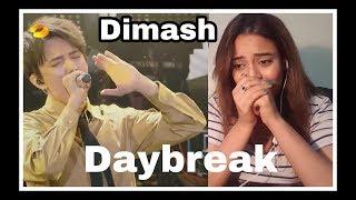 "Video Dimash ''Daybreak"" TheSinger EP8/Reaction MP3, 3GP, MP4, WEBM, AVI, FLV Juli 2018"