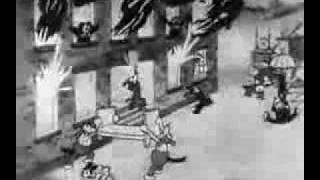 Mickey Mouse - The Fire Fighters - 1930