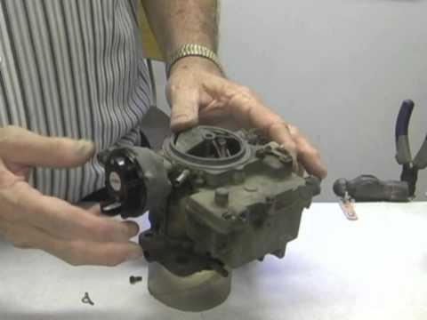 How To Install Pontiac Tri-power 2GC Carburetor Electric Choke