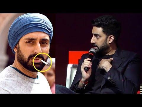 Abhishek Bachchan On 'Manmarziyaan' SMOKING Sc