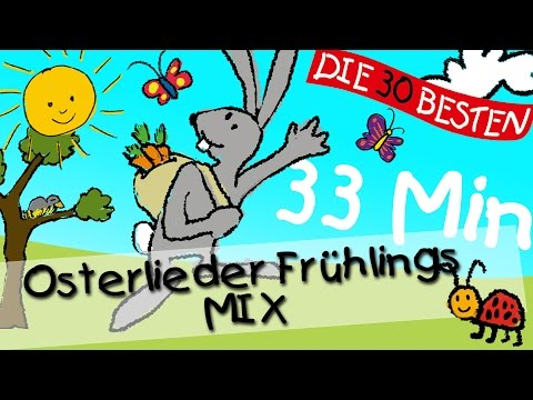 Osterlieder Frühlings Mix || Kinderlieder