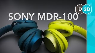 Video Sony MDR-100 Review - Better than the Audio Technica M50X? MP3, 3GP, MP4, WEBM, AVI, FLV Juli 2018