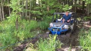 3. 17 Ranger 1000 Crew Highlifter Edition  Test 1