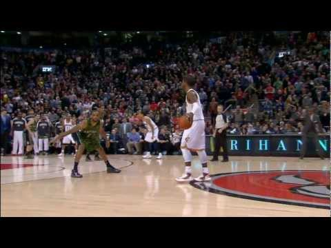 Kyrie Irving Gets Buckets and Game Winning 3 Pointers