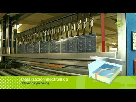 Fabricaci n de un circuito impreso for Nogosa hormigon impreso