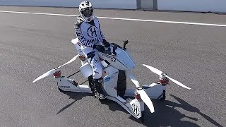Scorpion 3 - World's First Hoverbike