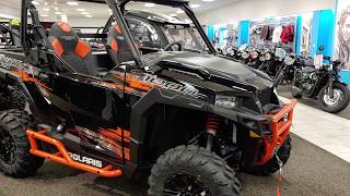 6. 2019 Polaris GENERAL 1000 EPS Breakout LE Oshkosh WI