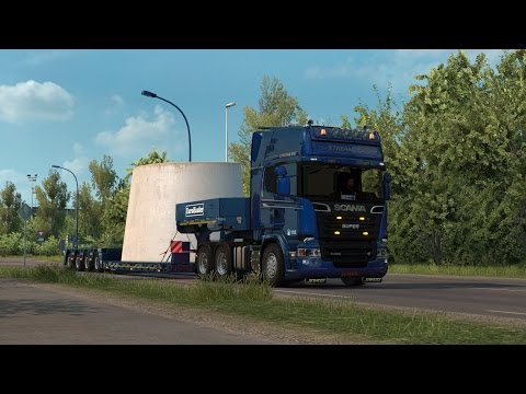 Scania V8 Deep sound v10