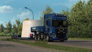 Hi all,Version 10 of the Deep V8 sound is here.Many improvements,  80% of the files are new in it, from better sources.The sound mod comes in two variants, one with the Opticruise Scania gearbox sound, and a second one, much close to the manual shifters with a turbo air gear.Video pointed with the turbo air gear sound:https://www.youtube.com/watch?v=5XfODIkCeBw&feature=youtu.be&t=348The sound mod is for the two Scania by SCS, the T , R series by RJL and the Scania Megamod 6.5.Link : http://sharemods.com/zyejq27nnb35/Scania_V8_version_10.0.rar.htmlThe truck i use here : https://ets2.lt/en/scania-r-mega-mod-v-6-5-1-26-x/