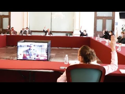 Cabildo H. Ayuntamiento de Tlalnepantla de Baz 03 febrero 2021