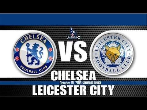 Chelsea Vs Leicester City 3-0 All Goals & Highlights 15/10/2016 | Cuplikan Gol EPL 2016/2017 HD