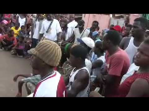 Incredible Dununba Djembe Drum and Dance Party in Mantanlido (2), Guinea West Africa Part 2