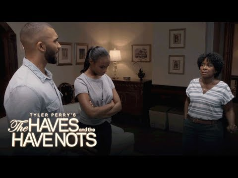 Hanna Goes Off on Candace and Benny | Tyler Perry's The Haves and the Have Nots | OWN
