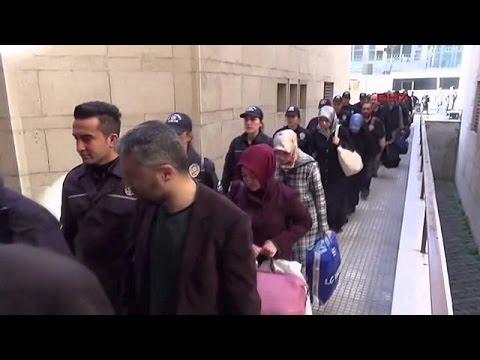 Τουρκία: Αθρόες συλλήψεις υπόπτων «Γκιουλενιστών»