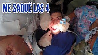 ME SAQUÉ LAS MUELAS DEL JUICIO - Vlog #3