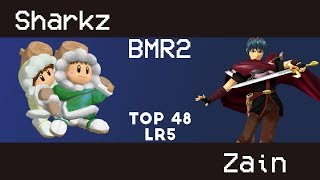 BMR2 – Sharkz vs Zain – exciting Top 48 side stream set