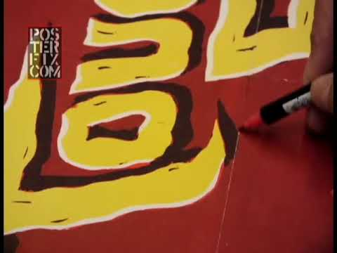 Touch Of Evil - Orson Welles Poster - Conserved
