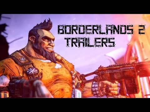 Borderlands 2 (CD-Key, Steam, Россия и СНГ) Trayler