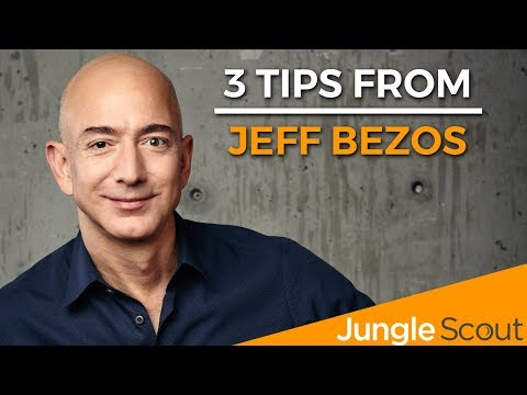 Jeff Bezos: 3 Top Tips for Success in Ecommerce