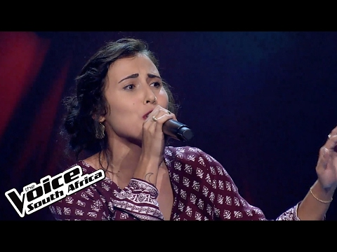 Anchen - 7 Years | Blind Audition | The Voice SA Season 2