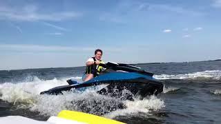 6. Sea Doo GTI 155 2018