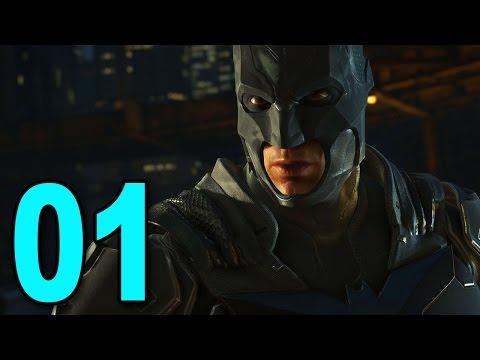 Injustice 2 - Part 1 - Batman vs Superman (видео)