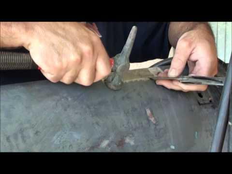 1965 Ford F100 Sheetmetal Repair