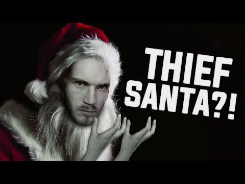 CHRISTMAS THIEF! // A Very Organized Christmas
